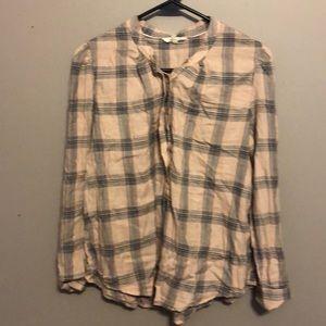 Lucky brand button up shirt